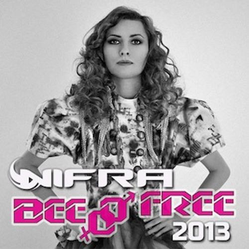 Nifra live @ Bee Free Festival 2013, Slovakia