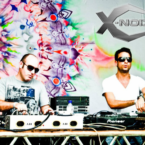 X-noiZe Live Set Mix (august 2013)