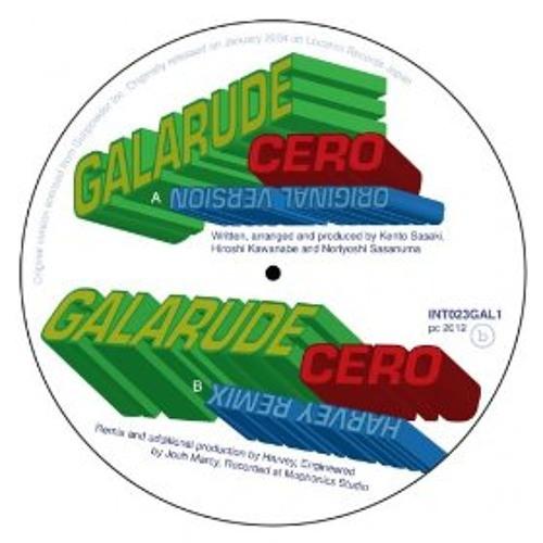 Cero (DJ Harvey Remix)