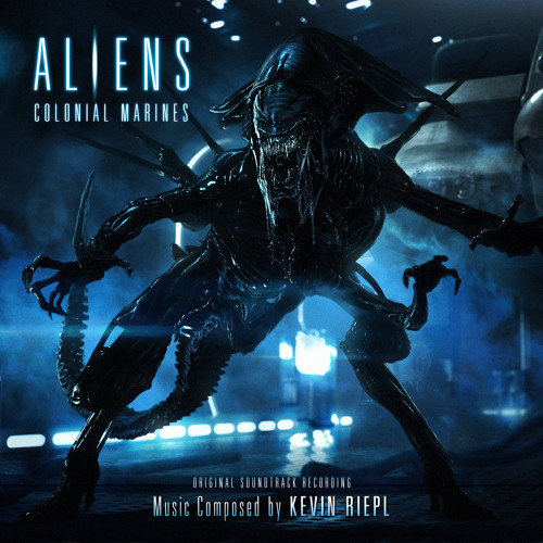 Aliens Colonial Marines (Soundtrack)