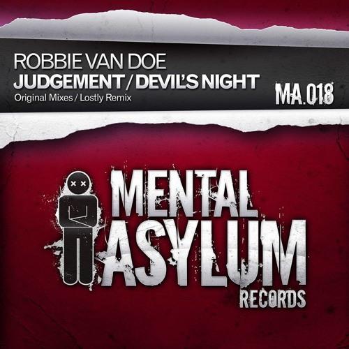 Judgement (Original Mix) (Mental Asylum 018)