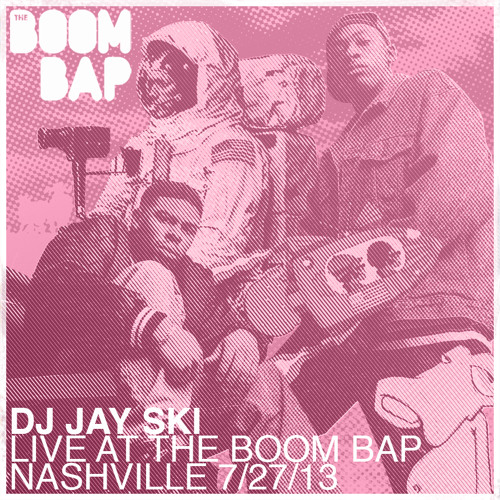 THE BOOM BAP July 2013 Featuring JAY SKI