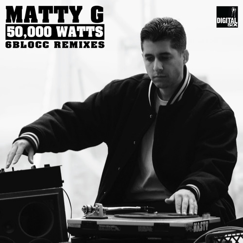 Matty G - 50,000 Watts [6Blocc Jungle Remix] *Out Now!