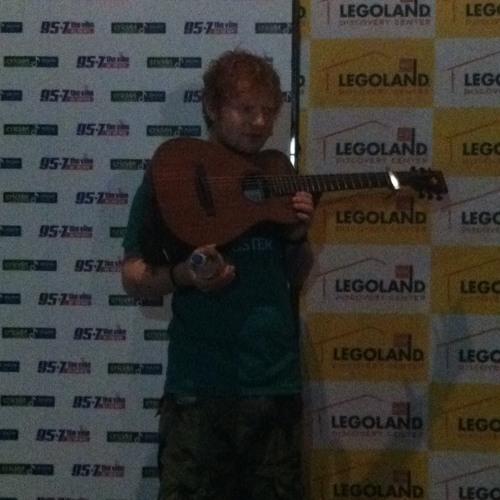 Grade 8- Ed Sheeran Live