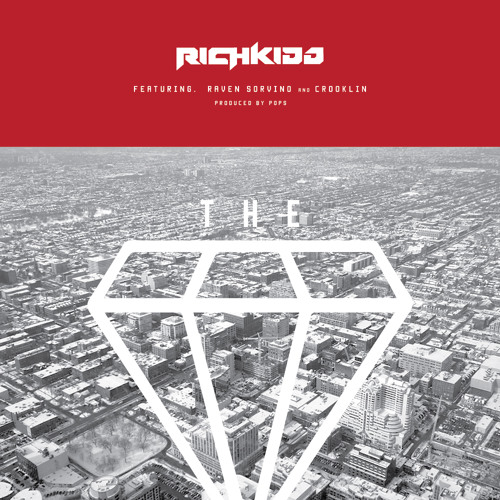 The Diamond (feat. Raven Sorvino & Crooklin) [prod. Pops]