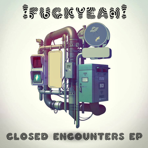 !Fuckyeah! vs Smokeship - Bug eyed monster