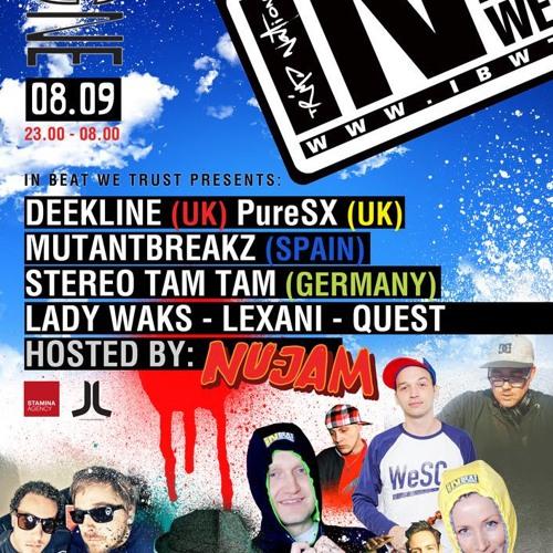 """PuRe SX aka Martin Flex @ Stone Stage, KaZantip Festival, Ukraine - 08/08/2013 """"FREE DOWNLOAD"""""""