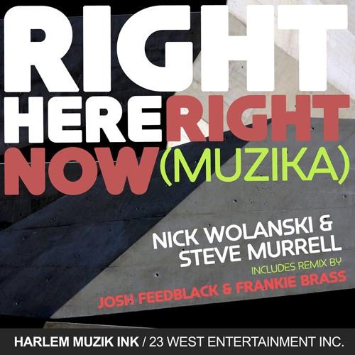 Right Here Right Now (Muzica) - Steve Murrell & Nick Wolanski (192kbps Preview)