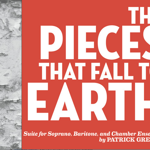 The Pieces That Fall to Earth : II. Futility