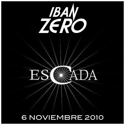 Iban Zero @ Sala Escada (Medina del Campo, Valladolid) 6-11-2010