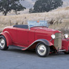 Cherry Red Roadster