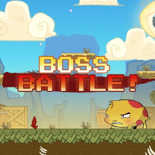 Super Ubie Land: Boss Battle
