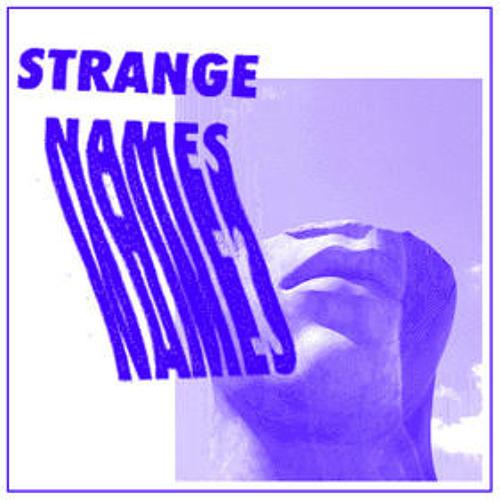 Strange Names - Potential Wife