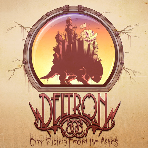 "*FULL EP* Deltron 3030 - ""City Rising From the Ashes"" EP"