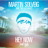 HEY NOW . Martin SolveIG.