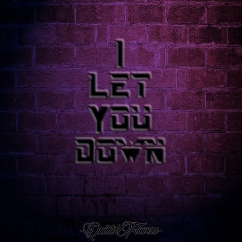 QuintelFlowers - I Let You Down