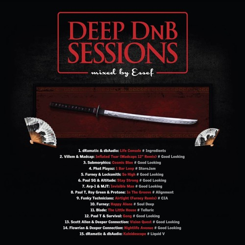 Deep DnB Sessions vol. 23