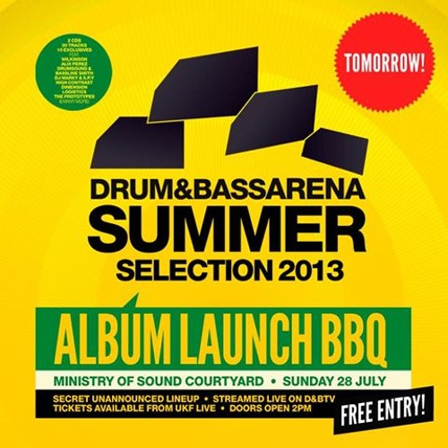 A.M.C & Mc Phantom Live @ Ministry Of Sound - D&BA Summer Selection