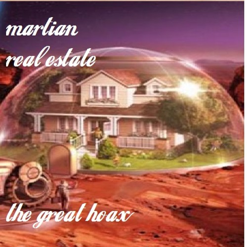 Martian Real Estate {FREE DOWNLOAD} video available too!