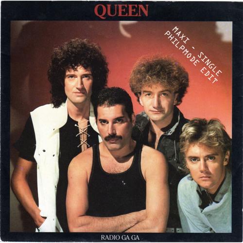 Queen - Radio GaGa (Philpmode Edit)