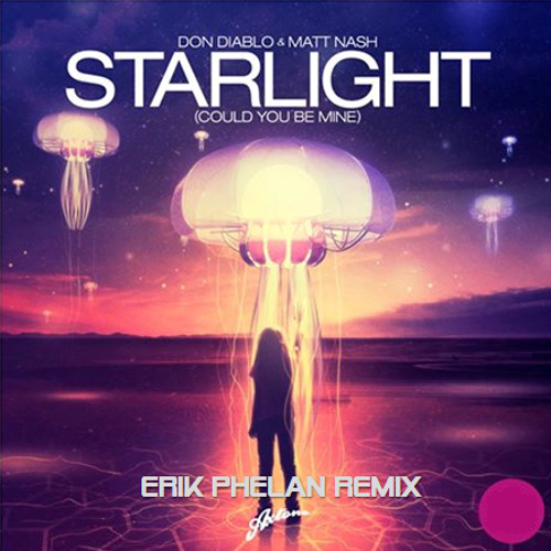 Don Diablo & Matt Nash - Starlight(You Could Be Mine) (Erik Phelan Remix)