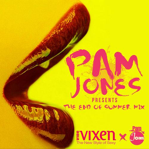 Pam Jones x VIBE Vixen
