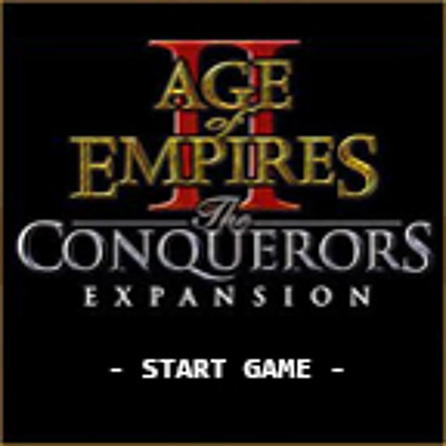Age Of Empires II (8-Bits Acid Drink Cover)