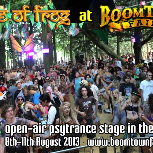 Steve OOOD - Recorded on the ToF stage at Boomtown 2013