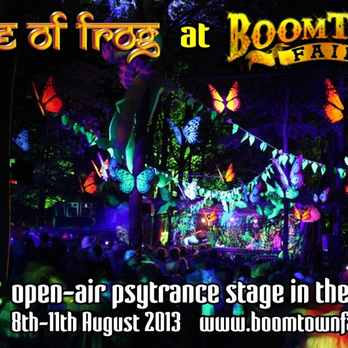 Pickle - Recorded on the ToF stage at Boomtown 2013