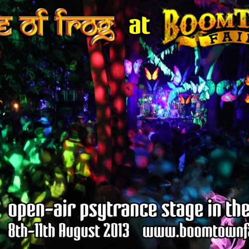 Geo - Recorded on the ToF stage at Boomtown 2013