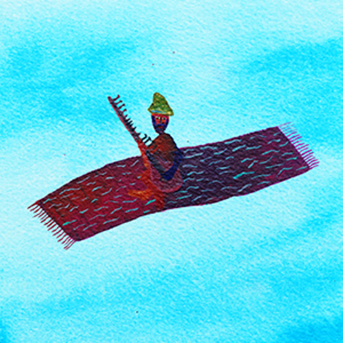 Mixtape #2 - Flying High On My Magical Indian Rug