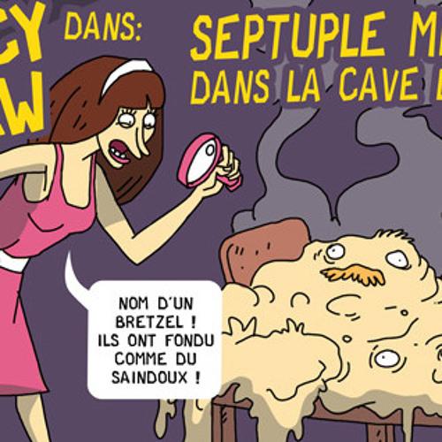 Allô Quoi! #5 - Nancy Drew et les endives hantées de Surya Bonaly