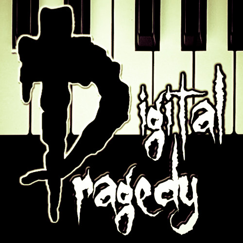 Digital Tragedy - Sixpouder Cover