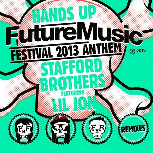HANDS UP Ft. Lil Jon(Future Music Festival 2013 Anthem) (Tenzin Remix)