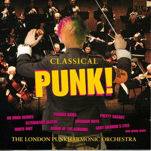 London Punkharmonic Orchestra - Sound Of The Suburbs [The Members Cover]