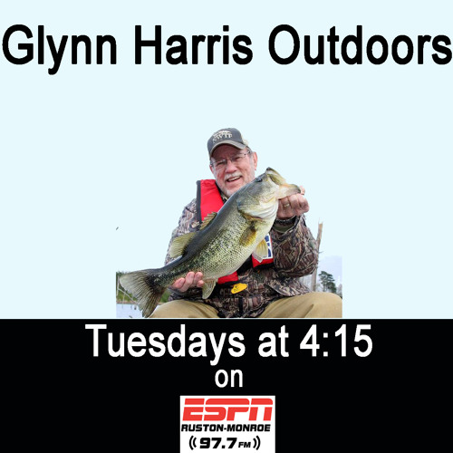 Glynn Harris Outdoors Tues Feb 4