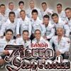 Banda Tierra Sagrada - La Buena y la Mala (2013) Portada del disco