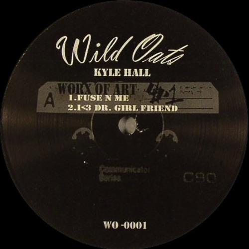 Kyle Hall - I <3 Dr. Girlfriend - WO-0001