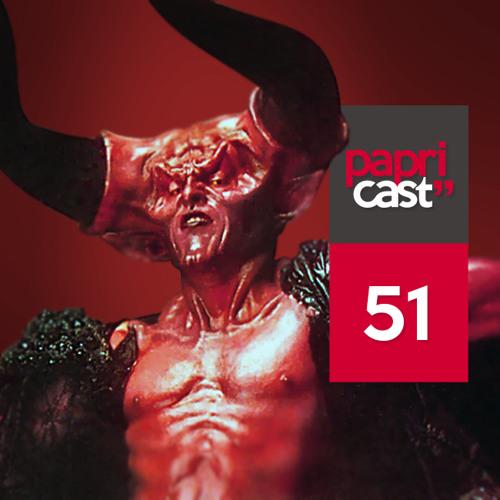 Papricast 051 /// Deus E O Diabo Na Terra Do Papricast