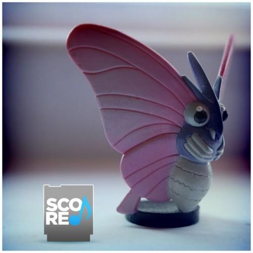 ScoreVG 049 - Venomoth