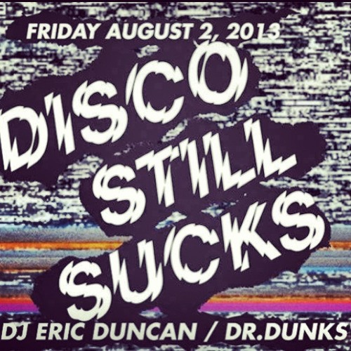 Eric 'Dunks' Duncan Live in L.A. August 2nd 2013 Part 1