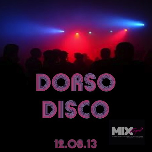 Dorso Disco - Mix People FM Live Session 12.0.8.13