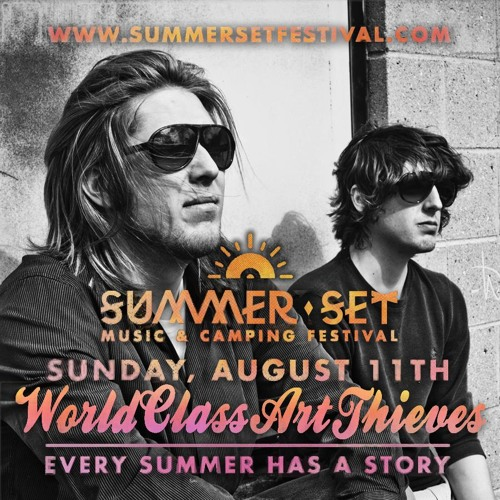 Summer Set Music Festival Live Set - 8.11.13