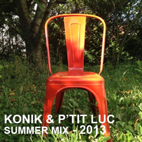 Summer Mix 2013 by P'tit Luc & Konik (Risk)