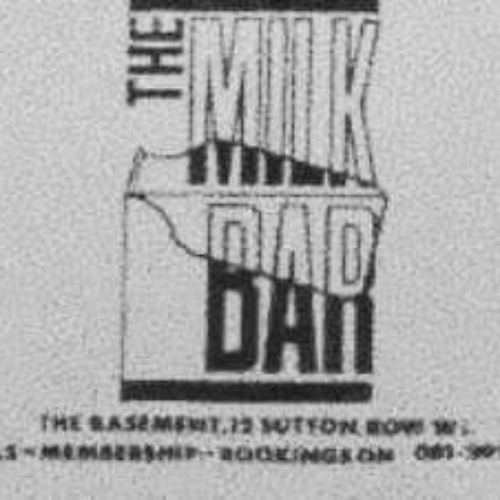 Darren Emerson at The Milk Bar (London) 1991