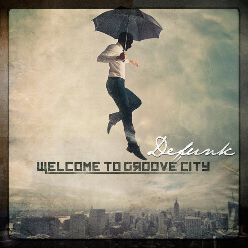 """""""Welcome to Groove City"""" Album"""