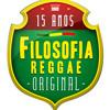 Filosofia Reggae Original -  Leva A Vibração -  Cd 15 anos 2014 Portada del disco