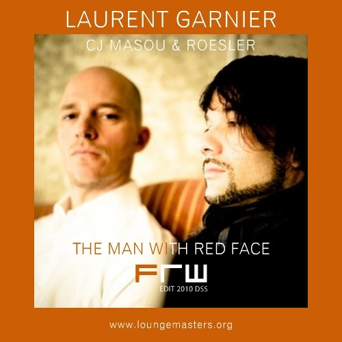 Laurent Garnier - the man with red face (FRW LM 2010)