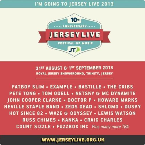 Jersey Live Mix 2013