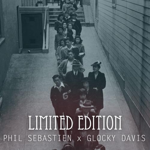 Phil Sebastien x Glocky Davis - Limited Edition Prod. Polyester